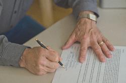 外国向け私文書の認証